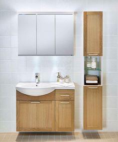 IDO Select Bathroom Inspiration, Double Vanity, The Selection