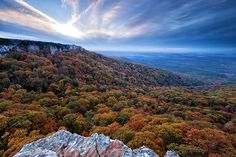 Mt. Magazine State Park – Paris | Check out the Best Campgrounds in Arkansas at http://survivallife.com/best-campgrounds-in-arkansas/