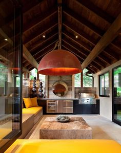 Interior Design At The Hillside House By SB Architects Photography ByMariko Reed Photography
