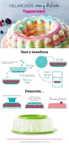 #Tupperware #Productos #Clásicos #Rosca #Gelarosca