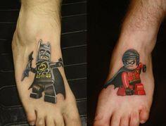 50 Batman Tattoo designs for Men