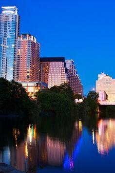 Austin, TX Austin Skyline, Texas Usa, Hd Backgrounds, Austin Tx, River, Wallpaper, Building, Outdoor, Beautiful