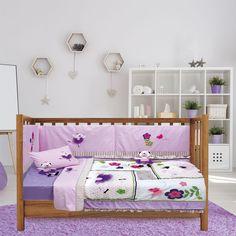 Dream Line Σετ Κουβερλί 110x150cm, Μαξιλαροθήκη και Λούτρινο Μπαλαρίνα Αρκουδάκι