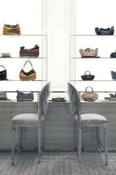 Dior shop desing by Peter Marion - Avenue Montaigne, Paris