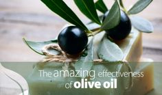 The amazing effectiveness of olive oil! Natural Oils For Skin, Natural Skin Care, Radiant Skin, Organic Oil, Organic Beauty, Olive Oil, Beauty Products, Hair Care, Conditioner