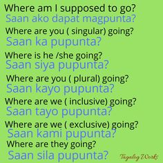 Tagalog Words, Sentence Examples, Filipino Culture, Urban Street Art, Pinoy, Teenager Posts, Reading Comprehension, Languages, Sentences