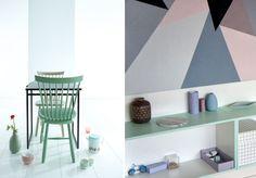 20 idées vert menthe pour la maison