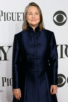 Actress Cherry Jones attends the 68th Annual Tony Awards at Radio City Music Hall on June 8, 2014 in New York City.