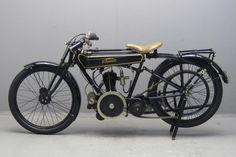 Edmund 1922 350cc Blackburne sv