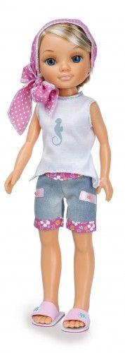 Nancy Brillos en el Mar: camiseta con caballito mar. #Nancy #dolls #muñecas #poupeés #juguetes #toys #bonecas #bambole #ToyStore