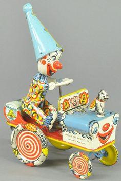 """""""UNIQUE ARTIE"""" CLOWN CAR : Lot 1355"""