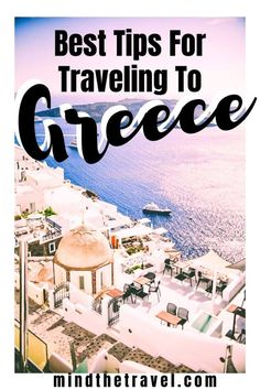 A backpacking travel guide to Greece with tips on hostels, transportation, cheap food, places to visit, activities and more. European Travel Tips, Europe Travel Guide, Travel Destinations, Travel Abroad, Travel Inspiration, Travel Ideas, Travel Info, Travel Photography, Night Photography