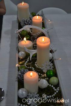 Tea Lights, Candles, Table Decorations, Christmas, Furniture, Home Decor, Christmas Wreaths, Xmas, Decoration Home