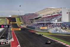 Grandstand | Circuit of the Americas