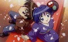 Enrique Lopez (@enriquevisions) | Twitter #Anime Ai Yori Aoshi +  (Enishi) anime #AiYoriAoshi