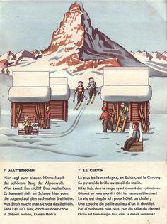 Bill und Bob auf Ferienreise durch die Schweiz / Matterhorn by micky the pixel, via Flickr
