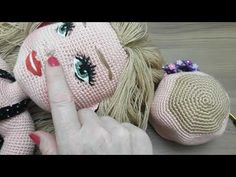 вязанаяигрушка ручнаяработа амигуруми crochettoys amigurumi handmade handwork arttoys crochet toys - Her Crochet Tutorial Amigurumi, Crochet Amigurumi, Amigurumi Doll, Crochet Quilt, Crochet Doll Pattern, Crochet Patterns, Knitted Dolls, Crochet Dolls, Yarn Projects