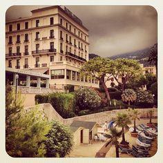 Hotel Royal-Riviera, St-Jean-Cap-Ferrat. Pic by Brigitte