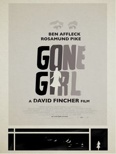 Gone Girl by Fernando Reza