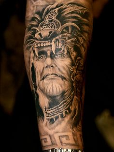 10 Cool Indian Tattoos Design: American Indian Tattoos ~ Cvcaz Tattoo Art Ideas ~ Tattoo Design Inspiration