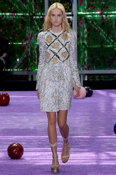 Christian Dior Couture Herfst 2015 (29)  - Shows - Fashion