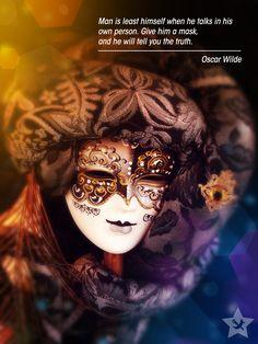 Mask_OscarWilde