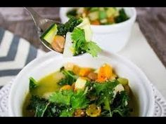 This detox soup is about to become your go-to vegetable soup! It's filling while simultaneously fulfilling your cravings for something warm in your stomach,which is perfect if you're trying to drop a few pounds. Each serving is only 133 calories and 1 gram of fat! We're adding these [...]