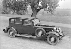 MAYBACH Typ DSH (1934 - 1937)