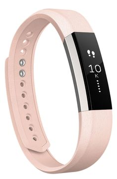 Fitbit 'Alta' Leather Accessory Band