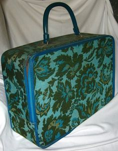 1960s Avon Lady carrying case