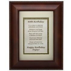 Image result for 90th birthday ideas for gifts for dad 90th