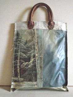 Image of Painting Bag - Birch (free shipping)