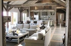Rustic barndominiums let you live out your country fantasy: http://www.aol.com/article/2016/08/29/live-out-your-country-fantasies-in-rustic-barndominiums/21460882/