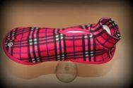 Sale Items - Size 2 - Hot Pink Tartan Fleece