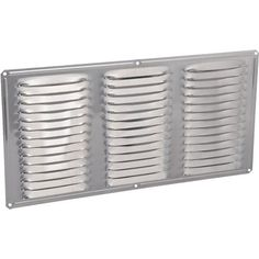 (Silver) Under Eave Vent