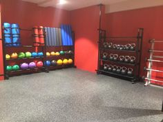 Neoflex Reco Series Fitness Flooring @ Fitness First Mosman Platinum, Australia