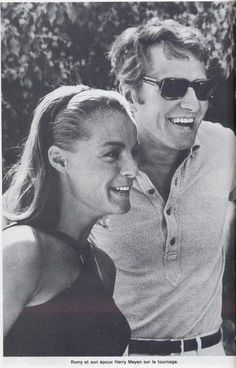 Romy and Harry Meyen
