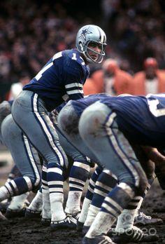 1973 DALLAS COWBOYS | FILE PHOTO: Dallas Cowboys quarterback #17 Don Meredith on the ...