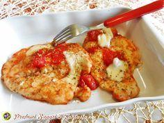 Petto di pollo alla mediterranea http://blog.giallozafferano.it/silvanaincucina/2014/09/08/petto-di-pollo-alla-mediterranea/#