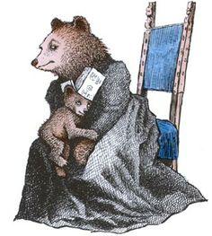 Maurice Sendak I Just Love Little Bear Kid Amp Mg Amp Ya