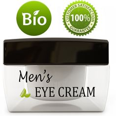 Natural Eye Cream for Men – Best Mens Treatment for Puffiness - Dark Circles and Wrinkles with Calendula and Sesame - Anti Aging Benefits and USA Made -- Check this awesome product by going to the link at the image.