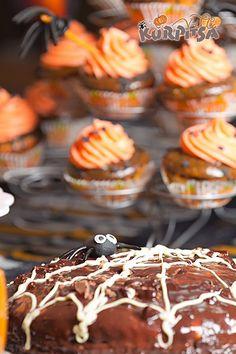 From our Halloween party  Kuvia Halloween bileistä
