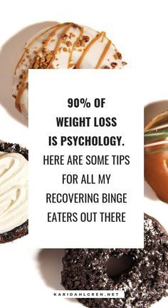 9 Psychological Blocks to Weight Loss and How to Overcome Them