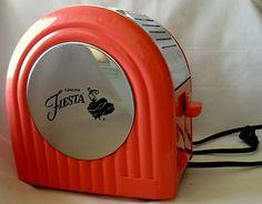 Fiesta Ware Toaster