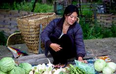 Vegetable Seller - Bhumtang