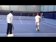 Primer entrenamiento en pista / First Practice on the court 2