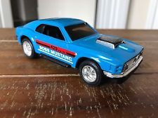 Diecast Vintage Toy Car Tootsietoy Ford Mustang Boss 429
