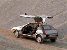 1983 Renault Gabbiano concept