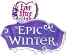 Ever After High Epic Winter Tracker