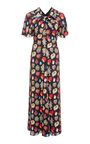 The designer: British designer Alice Temperley's woman embodies the modern bohemian, powered by confidence and no fear of print, color or embellishment.    This season it's about: A new love potion print! Dress fans can choose from silky tea lengths (great with a slouchy knit), embroidered shirt silhouettes and sequin-dipped gowns. Don't miss her jumpsuits, they sell out immediately on Moda.